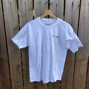 Vintage Google Farm Men's Shirt
